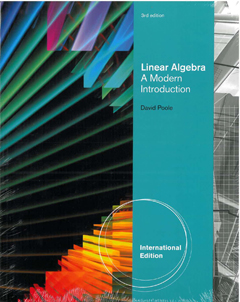 linear algebra a modern introduction poole pdf